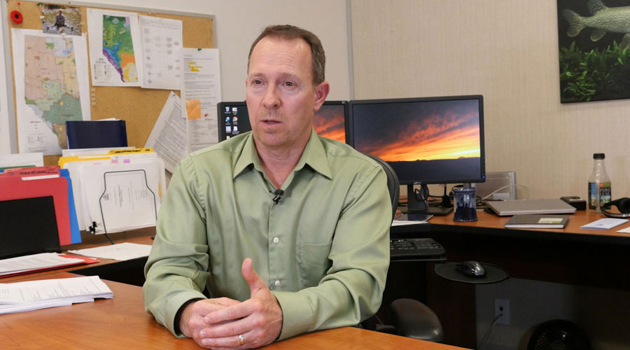 Dave Park - Director of Fisheries Management, Alberta Environment and Parks