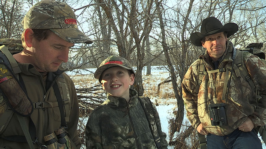 Hunting with a professional outfitter and guide can be the trip of a lifetime for a father and son