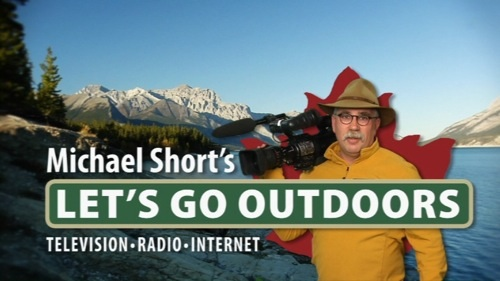 Let's Go Outdoors with Michael Short - TV slate