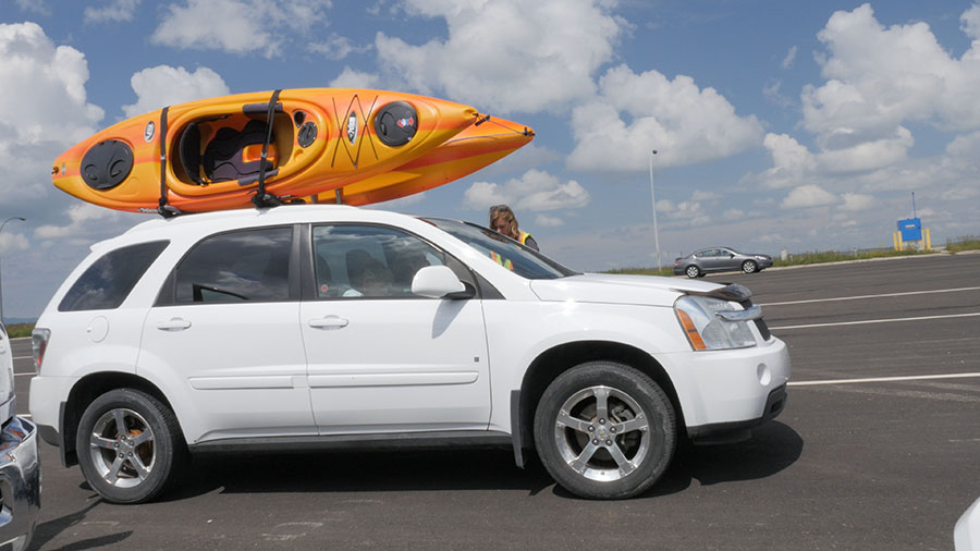Even non-motorized craft such as kayaks need to be inspected