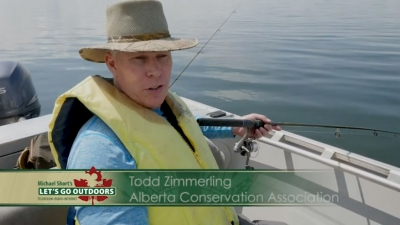 Fishing license sales drop in Alberta