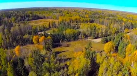 NCC announces land conservation in Parkland County