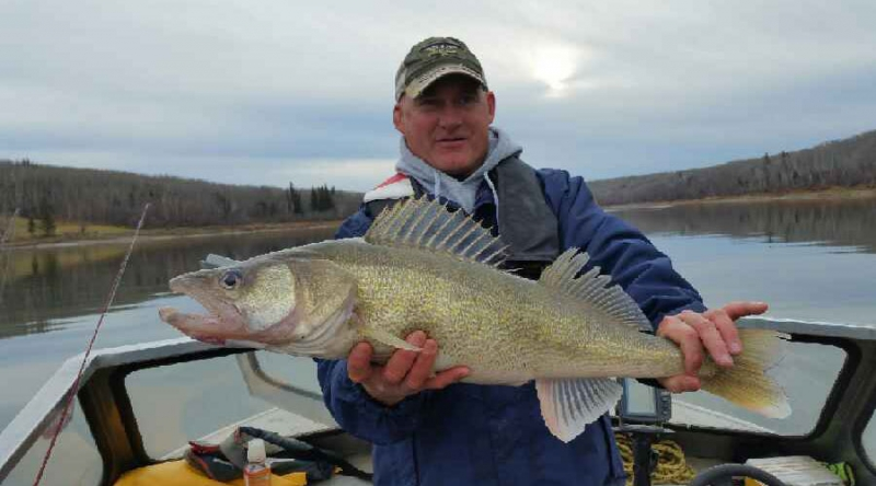 Professional fishing guide Ray Kohlruss has some tips for where to look for Walleye