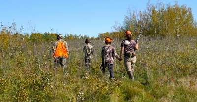 Alberta drops waterfowl and upland game bird hunting licence to 10 years old