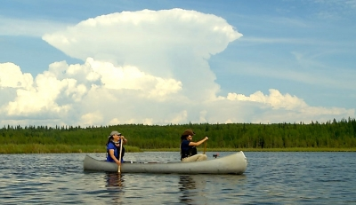 A Canoe Adventure in Lakeland Provincial Park